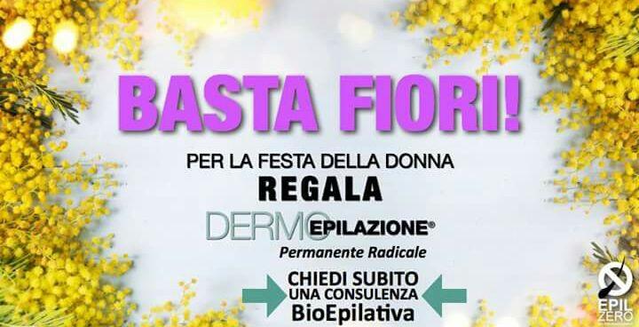 Bodycharme Roma festa della donna dermoepilazione